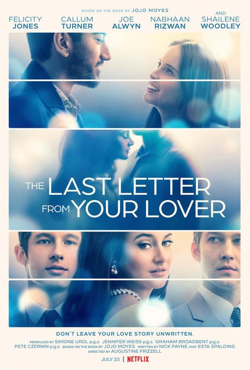 ดูหนังออนไลน์ฟรี The Last Letter From Your Lover (2021) จดหมายรักจากอดีต HD