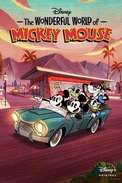 ดูการ์ตูนออนไลน์ The Wonderful World of Mickey Mouse (2020) ซับไทย HD
