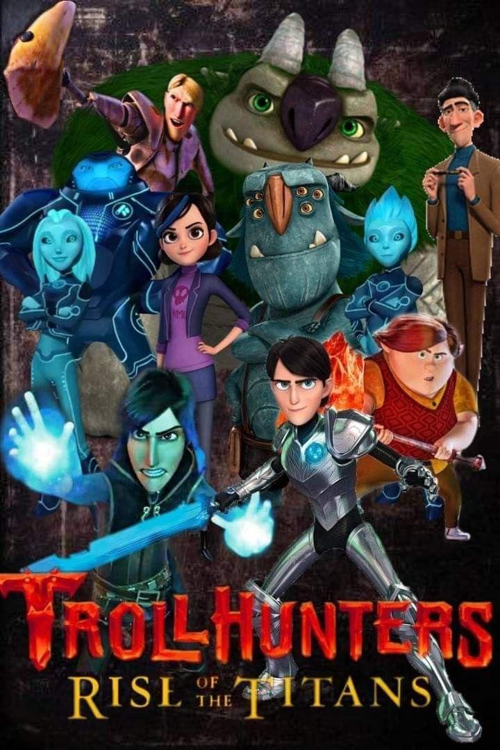 ดูการ์ตูนออนไลน์ อนิเมะชั่น โทรลล์ฮันเตอร์ส ไรส์ ออฟ เดอะ ไททันส์ (2021) Trollhunters: Rise of the Titans HD เต็มเรื่อง