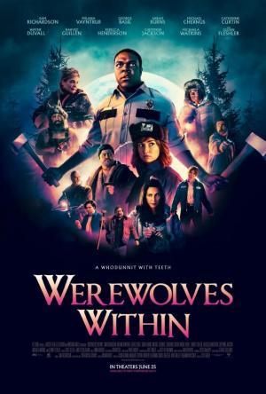 ดูหนังฟรีออนไลน์ หนังใหม่เต็มเรื่อง Werewolves Within (2021) มาสเตอร์ HD