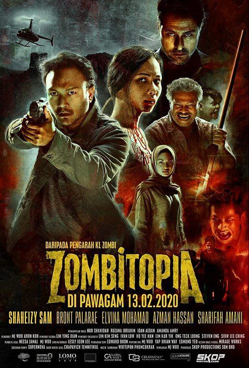 ดูหนังฟรีออนไลน์ Zombitopia (2021) นครซอมบี้ HD ซับไทย