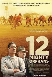ดูหนังฟรีออนไลน์ใหม่ 12 Mighty Orphans (2021) พากย์ไทย