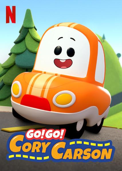 ดูซีรี่ย์ออนไลน์ NETFLIX Go! Go! Cory Carson Season 5 (2021) HD ซับไทย