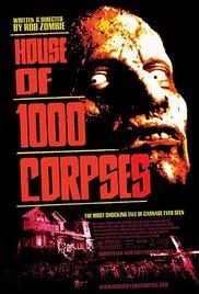 ดูหนังฟรีออนไลน์ House of 1000 Corpses (2003) อาถรรพ์วิหารผีนรก HD