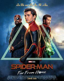 ดูหนัง Spider-Man: Far from Home (2019)