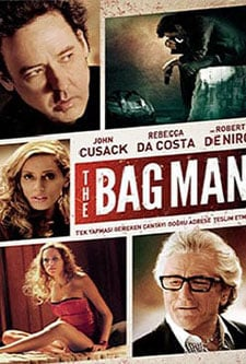 ดูหนังฟรีออนไลน์ The Bag Man (2014) หิ้วนรกท้าคนโหด HD