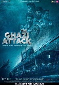 ดูหนังฟรีออนไลน์ หนังอินเดีย The Ghazi Attack (2017) เดอะกาซีแอทแทค