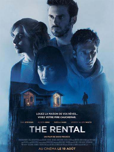 ดูหนังฟรีออนไลน์ The Rental (2020) บ้านเช่ารอเชือด HD