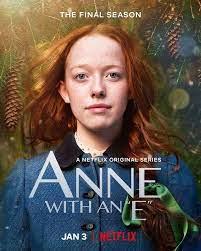 """ดูซีรี่ย์ออนไลน์ Anne with an E Season 3 (2021) แอนน์ที่มี """"น์"""" ภาค 3"""