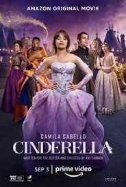 ดูหนังใหม่ Cinderella (2021) ซินเดอเรลล่า