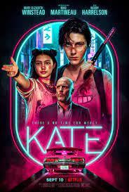 Kate (2021) ดูหนังฟรีออนไลน์