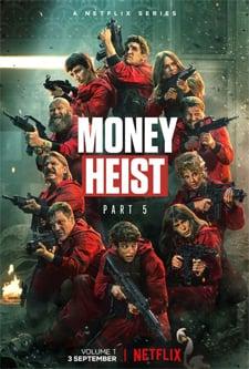 ดูซีรี่ย์ออนไลน์ ซีรี่ย์ฝรั่ง Money Heist Season 5 (2021) ทรชนคนปล้นโลก 5 HD