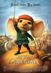 The Tale of Despereaux (2008) เดเปอโร...รักยิ่งใหญ่จากใจดวงเล็ก ดูหนังฟรีออนไลน์ใหม่